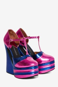 nasty gal statement heel 1